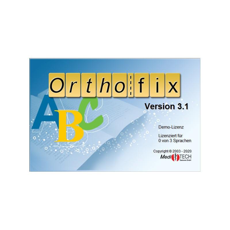 Orthofix® - Visuelles Buchstabieren (Download)